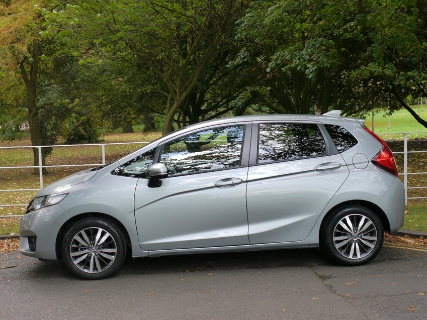 View HONDA JAZZ I-VTEC EX