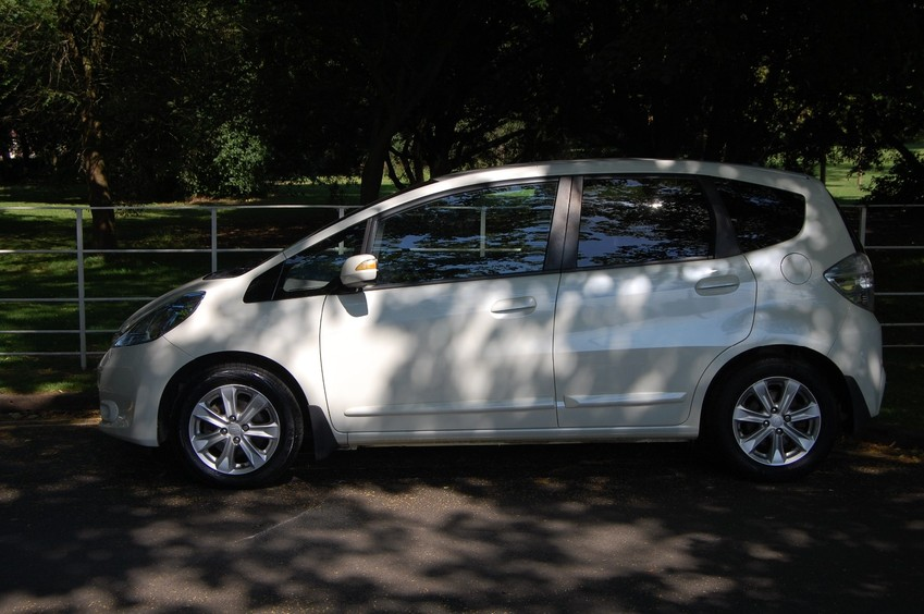 View HONDA JAZZ IMA Auto Start-Stop HS